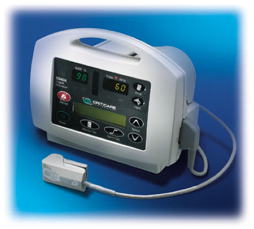Used Criticare 504DX Patient Monitor Sales