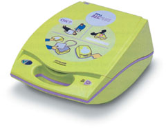 Pre-Owned Zoll AED Plus Automated External Defibrillator
