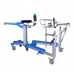 Chick 703 Orthopedic and Surgical Operating Table