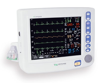 Used Criticare Vital Signs Monitor For Sale or Rent
