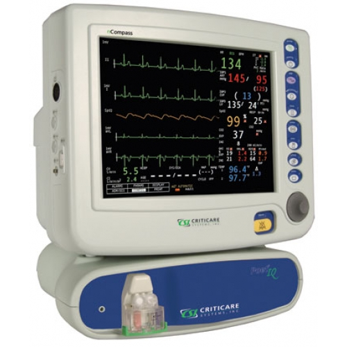 Used Criticare nCompass Patient Monitor For Sale