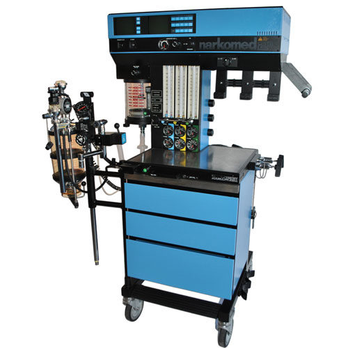 Refurbished Drager Narkomed 2B Anesthesia Machine for Sale