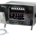 Refurbished Criticare Poet IQ2 Anesthetic Gas Monitor For Sale
