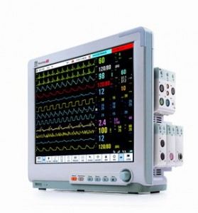 Used Mindray Beneview T8 Patient Monitor For Sale