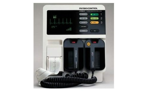 Available for Rent or Sale Physio Control Lifepak 9 Defibrillator Monitor