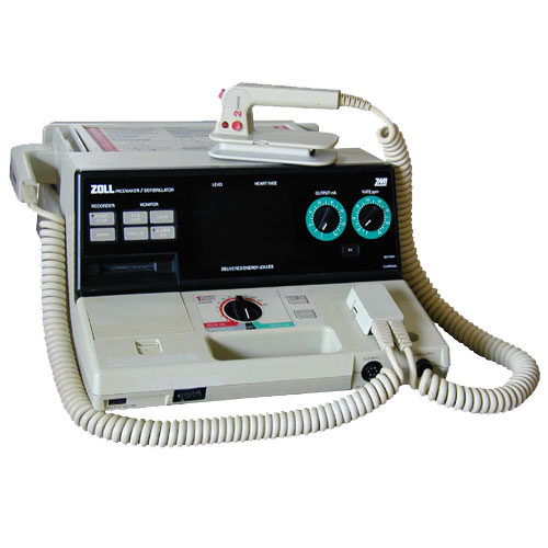 Used Zoll PD 1200 Defibrillator for Sale or Rental