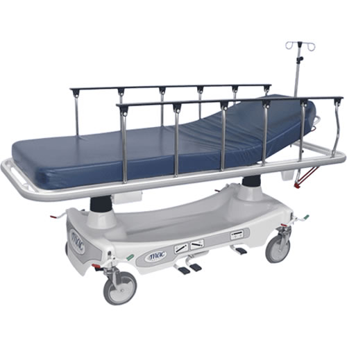 New or Refurbished Mac Medical PT-1000 Transport Stretcher