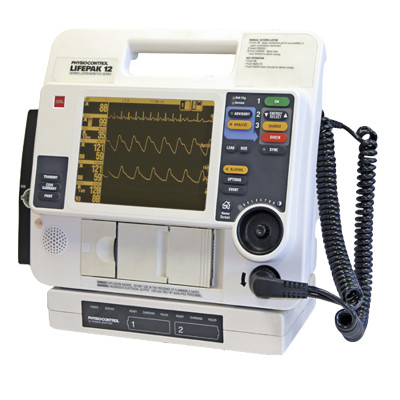 Refurbished Physio-Control Lifepak 12 Defibrillator