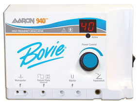 Refurbished Bovie Aaron 940 Electrosurgical Unit for Sale or Rent