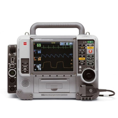 Used Lifepak 15 Defibrillator for Sale or Rental