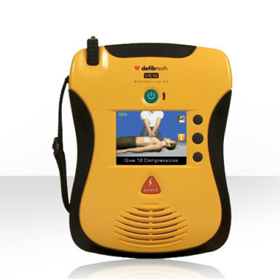 Used Defibtech Lifeline View AED for Sale or Rental