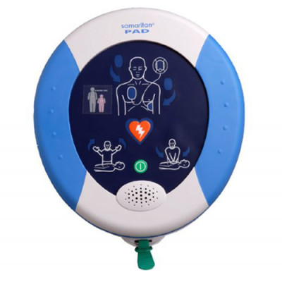 Refurbished HeartSine Samaritan PAD Automated External Defibrillator
