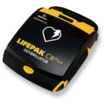 Lifepak CR Plus Automated External Defibrillator and Manual Defibrillator
