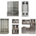 Stainless Steel Medical Storage Cabinets
