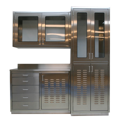 Stainless Steel Nurses Station