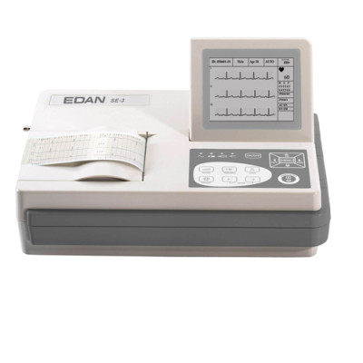 Available Edan SE-3 ECG machine For Sale