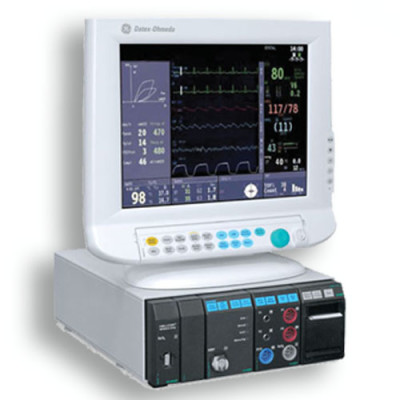 Used Datex-Ohmeda S/5 Patient Monitor For Sale or Rent