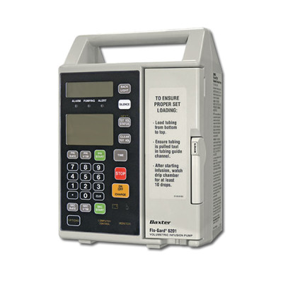 Purchase Baxter 6201 Infusion Pumps