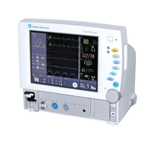 Used Datex-Ohmeda Cardiocap/5 Patient Monitor For Sale