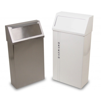 Stainless Steel Medical Wall Mounted Waste Receptacles