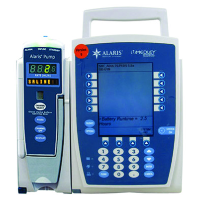 Find Alaris 8100 Infusion Pumps For Rent