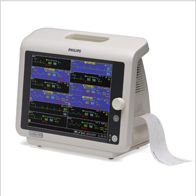 Used Philips SureSigns VSV Patient Monitor For Sale
