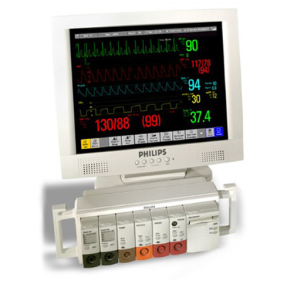 Used Philips IntelliVue MP90 Patient Monitor For Sale