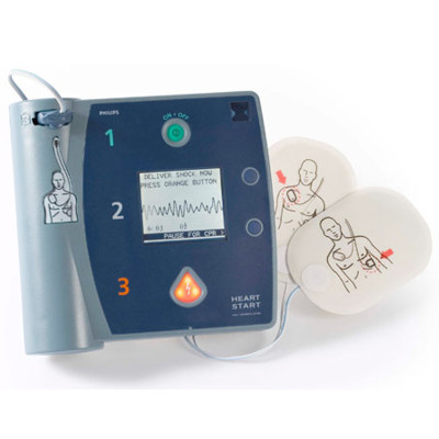 Available Philips HeartStart FR2+ AED & Defibrillator