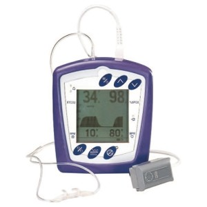 Refurbished BCI Hand CO2 Capnocheck II Patient Monitors For Sale
