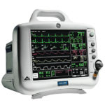 Used GE dash 3000 EKG Machine For Sale