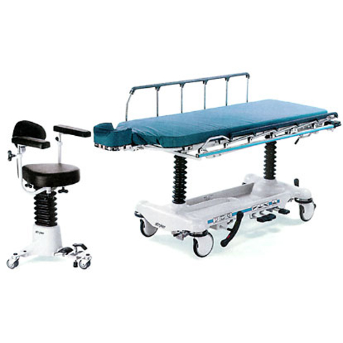Stryker 1069 Eye Surgery Stretcher Heartland Medical
