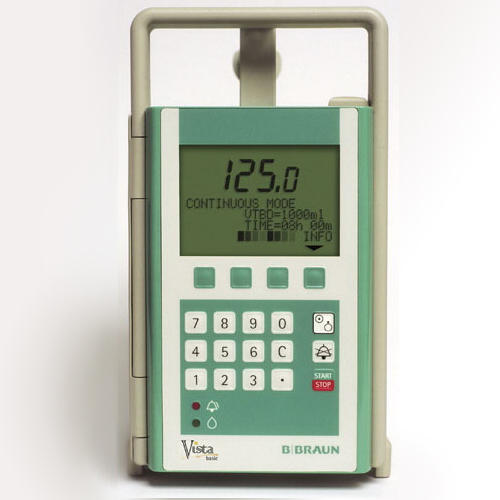 Available B Braun Vista Basic Infusion Pumps For Sale