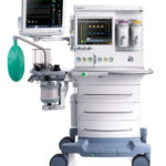 Used Mindray 7 Anesthesia Workstation
