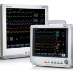 Used Mindray DPM 6 Patient Monitors For Sale