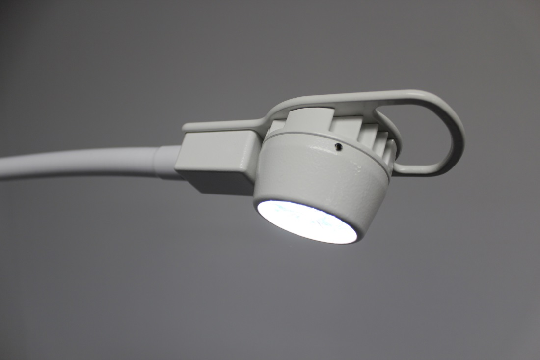 Wall Mounted Medical Examination Lamps : StarTrol 1x3 Wall Mounted Examination Light Heartland Medical