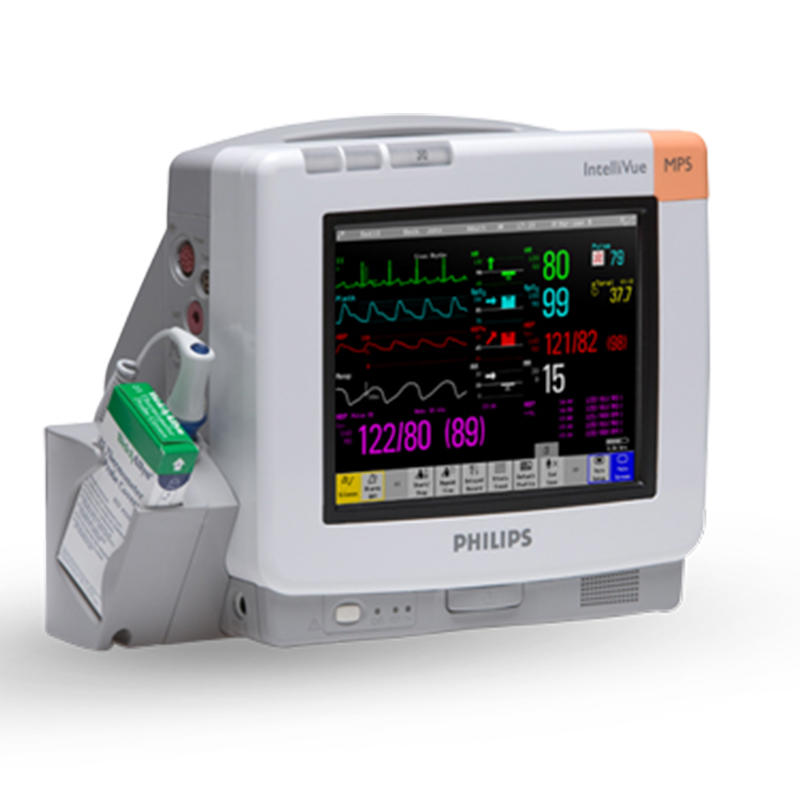 Used Philips IntelliVue MP5 Patient Monitor For Sale