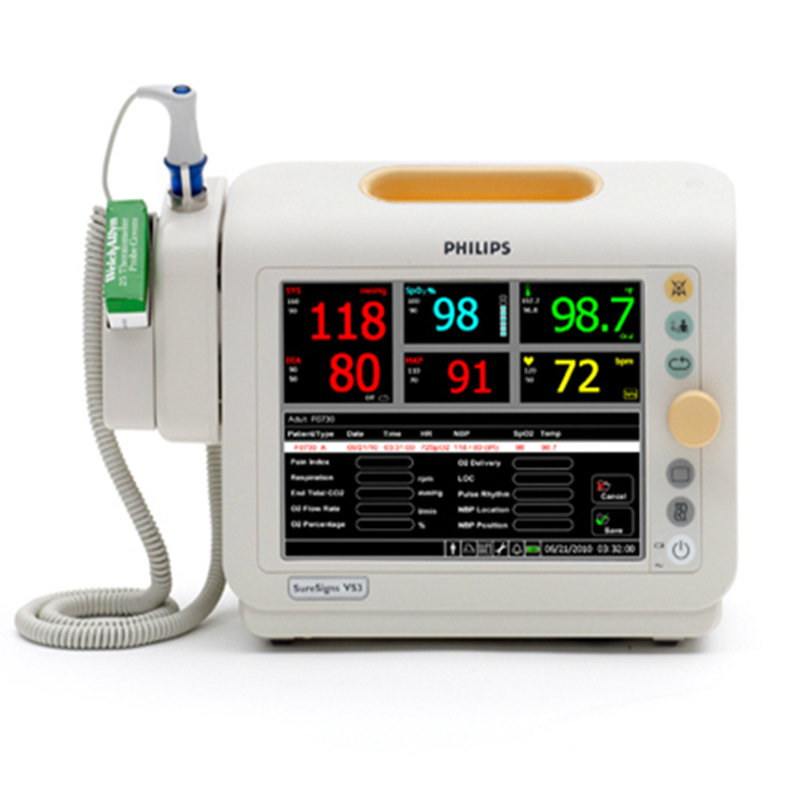 Used Patient Monitor Philips Suresigns Vs3 For Sale